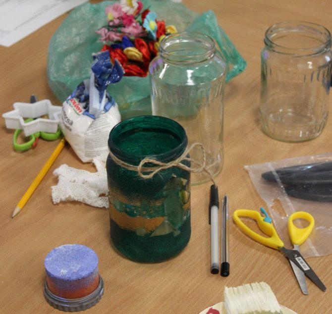Warsztaty śmieciowej reinkarnacji